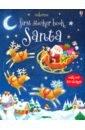 Taplin Sam First Sticker Book: Santa taplin sam first sticker book santa