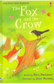 Купить Fox and the Crow, Usborne, Художественная литература для детей на англ.яз.