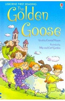 Купить The Golden Goose, Usborne, Художественная литература для детей на англ.яз.