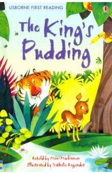 Купить King's Pudding, Usborne, Художественная литература для детей на англ.яз.