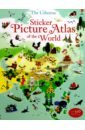 Lake Sam Sticker Picture Atlas of the World collins picture atlas