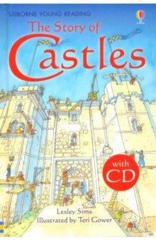 Купить Stories of Castles (+CD), Usborne, Художественная литература для детей на англ.яз.