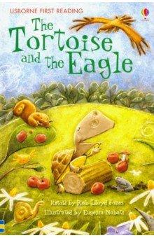 Купить Tortoise and the Eagle, Usborne, Художественная литература для детей на англ.яз.