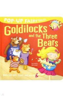 Купить Goldilocks & the Three Bears, Little Tiger Press, Первые книги малыша на английском языке