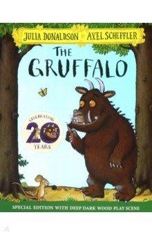 Купить Gruffalo, the - 20th Anniversary Ed. (PB), Mac Children Books, Художественная литература для детей на англ.яз.