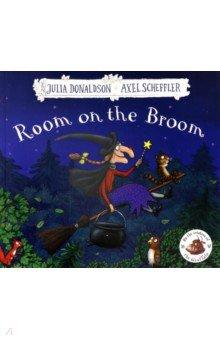 Купить Room on the Broom, Mac Children Books, Художественная литература для детей на англ.яз.