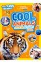 Cool Animals Sticker Activity Book,