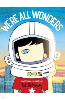 Купить We're All Wonders, Puffin, Художественная литература для детей на англ.яз.