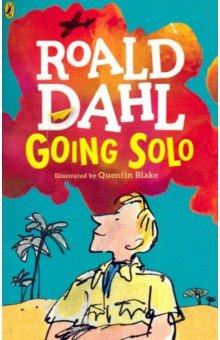 Купить Going Solo, Puffin, Художественная литература для детей на англ.яз.