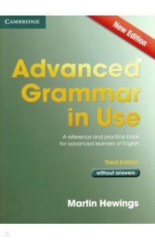 Advanced Grammar in Use. Book without Answers