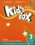 Kid's Box. Level 3. Activity Book with Online Resources