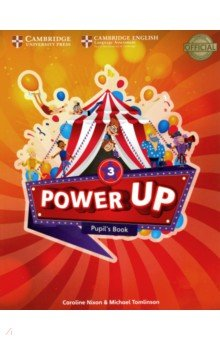 Power Up Level 3. Pupil's Book