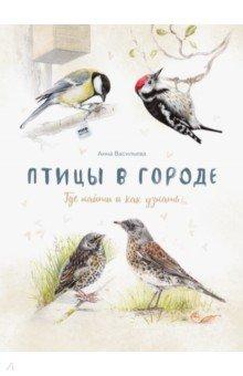 Купить Птицы в городе. Где найти и как узнать, Манн, Иванов и Фербер, Животный и растительный мир