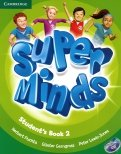 Super Minds. Level 2. Student's Book with DVD-ROM