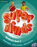 Super Minds. Level 3. Student's Book with DVD-ROM