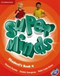 Super Minds. Level 4. Student's Book with DVD-ROM