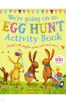 Купить We're Going on an Egg Hunt. Activity Book, Bloomsbury, Книги для детского досуга на английском языке