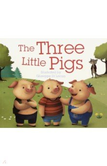 Lloyd Clare. The Three Little Pigs