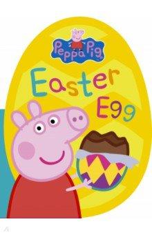 Купить Peppa Pig: Easter Egg (board bk), Ladybird, Первые книги малыша на английском языке