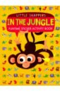 Обложка In the Jungle: Funtime Sticker Activity Book