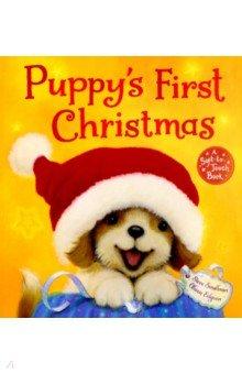 Купить Puppy's First Christmas, Little Tiger Press, Художественная литература для детей на англ.яз.
