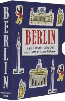 Купить Berlin: A 3D Keepsake Cityscape, Random House, Книги для детского досуга на английском языке