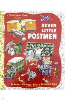 Купить Seven Little Postmen, Random House, Художественная литература для детей на англ.яз.