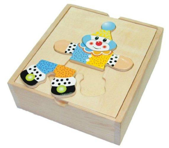 Иллюстрация 1 из 7 для Клоун в коробке | Лабиринт - игрушки. Источник: Лабиринт
