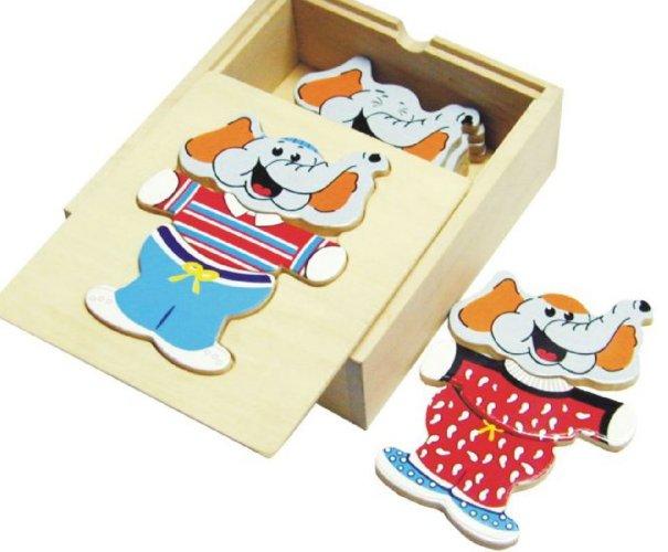 Иллюстрация 1 из 3 для Слон в коробке | Лабиринт - игрушки. Источник: Лабиринт