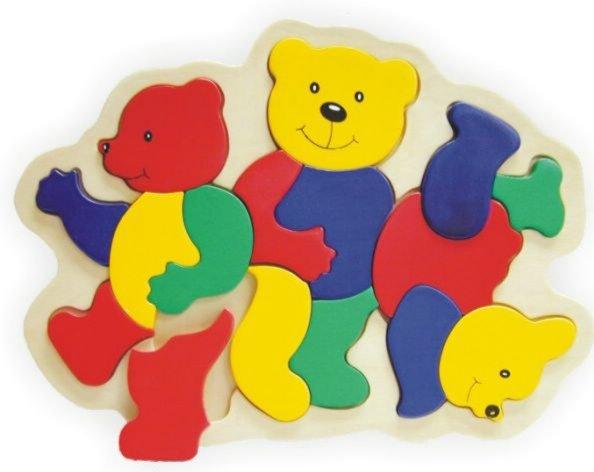 Иллюстрация 1 из 6 для Медведи | Лабиринт - игрушки. Источник: Лабиринт