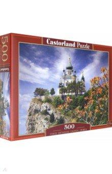 Купить Puzzle-500. Храм в Форосе, Крым (В-53155), Castorland, Пазлы (400-600 элементов)