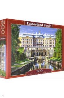 Купить Puzzle-500. Петергофский дворец (B-53193), Castorland, Пазлы (400-600 элементов)