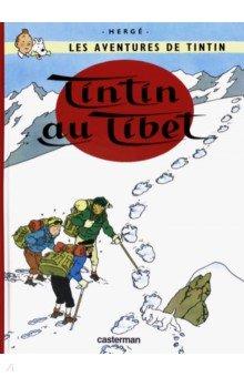 Купить Tintin au Tibet, Casterman, Литература на французском языке для детей