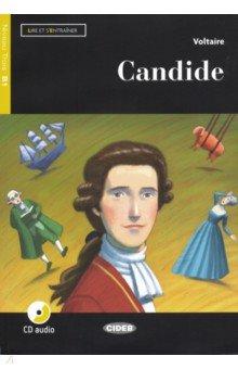 Купить Candide. В1 (+CD), Black cat, Литература на французском языке для детей