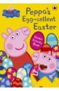 Peppa's Egg-cellent Easter Sticker Activity Book little children s halloween activity book