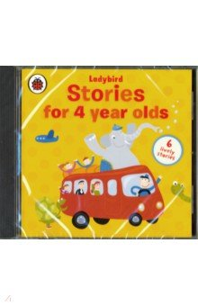 Stories for 4 Year Olds (CD)