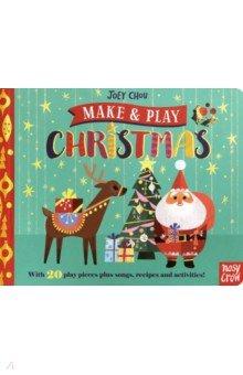 Купить Christmas, Nosy Crow, Первые книги малыша на английском языке