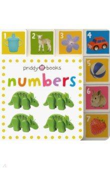 Mini Tab Numbers