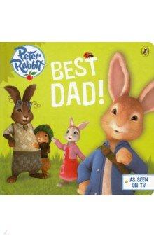 Купить Best Dad!, Puffin, Художественная литература для детей на англ.яз.