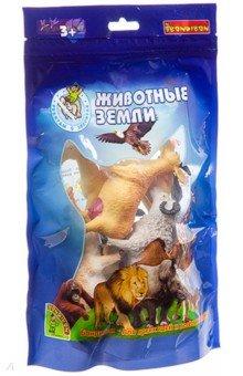 Купить Набор животных фермы Ребятам о зверятах (6 штук) (ВВ3134), Bondibon, Животный мир