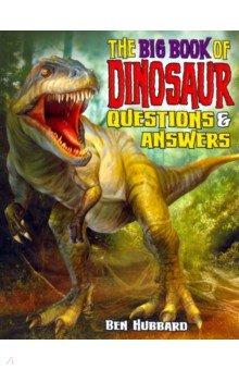 Купить The Big Book of Dinosaurs Q&A, Arcturus, Художественная литература для детей на англ.яз.