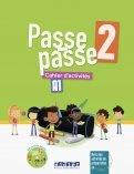 Passe - Passe 2 Cahier (+CD)