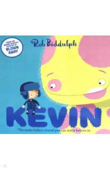 Купить Kevin, Harper Collins USA, Художественная литература для детей на англ.яз.
