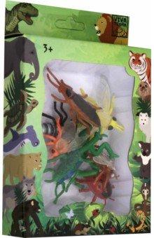 Купить Набор Фигурки зверей В Мире Животных (71007), Премьер-игрушка, Животный мир