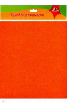 Купить Фетр, 50х70 см, Коралловый (С2928-09), АппликА, Сопутствующие товары для детского творчества