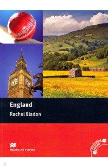 Купить England. Pre-Intermediate, Macmillan, Художественная литература для детей на англ.яз.
