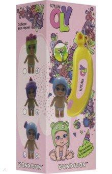 Набор игровой куколка OLY в банане, девочка С (ВВ3836)
