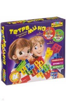 Купить Игра семейная настольная Тетрамино (Ф97793), Фортуна, Другие настольные игры