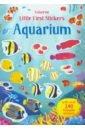 Watson Hannah Little First Stickers Aquarium watson hannah little first stickers summer
