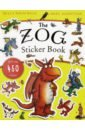Donaldson Julia The Zog. Sticker Activity Book donaldson julia the zog and the flying doctors sticker book